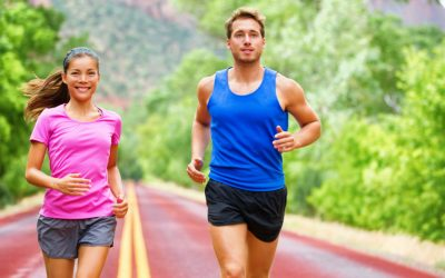 Great Posture Makes Running Easier and More Efficient